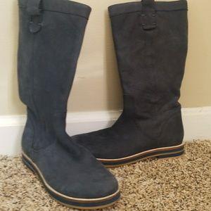 Zara girls boots excellent condition size 34